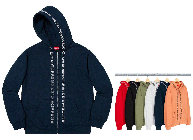Topline Zip Up Sweatshirt