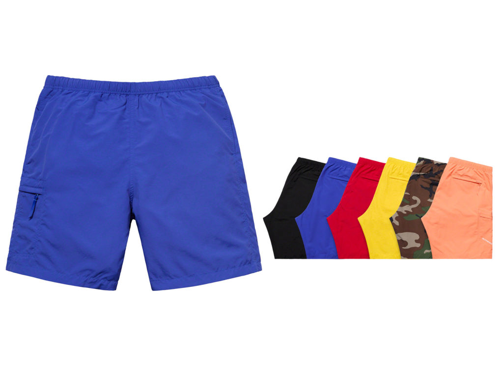 Nylon Trail Short
