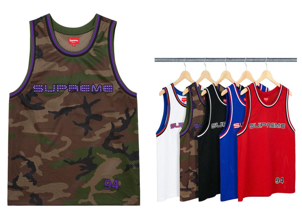 Rhinestone Basketball Jersey