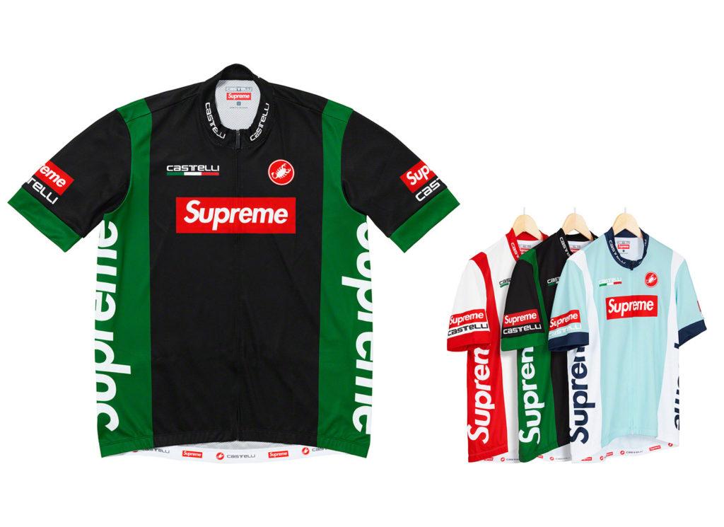 Supreme®/Castelli Cycling Jersey