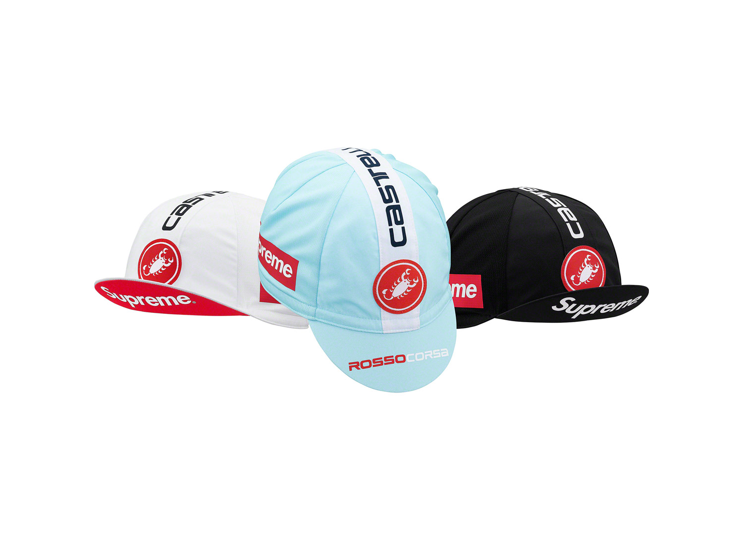 Supreme®/Castelli Cycling Cap