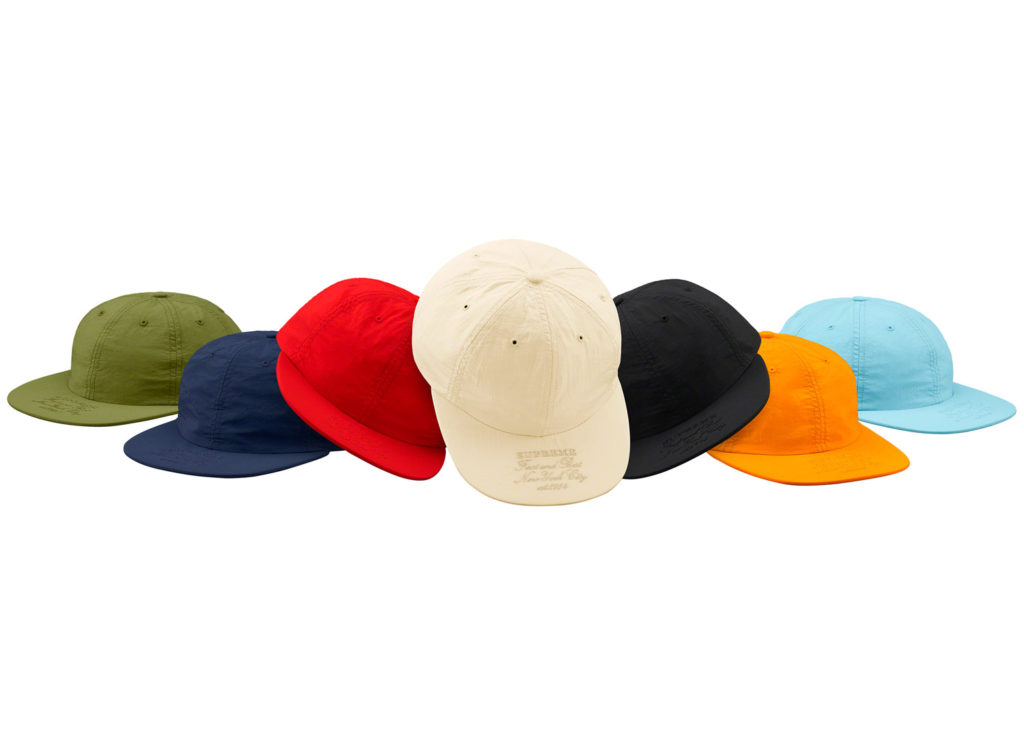 First And Best Nylon 6-Panel