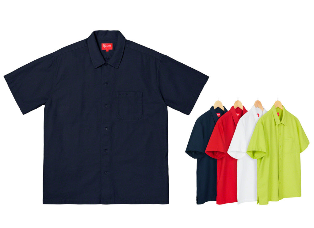 Pinhole S/S Shirt