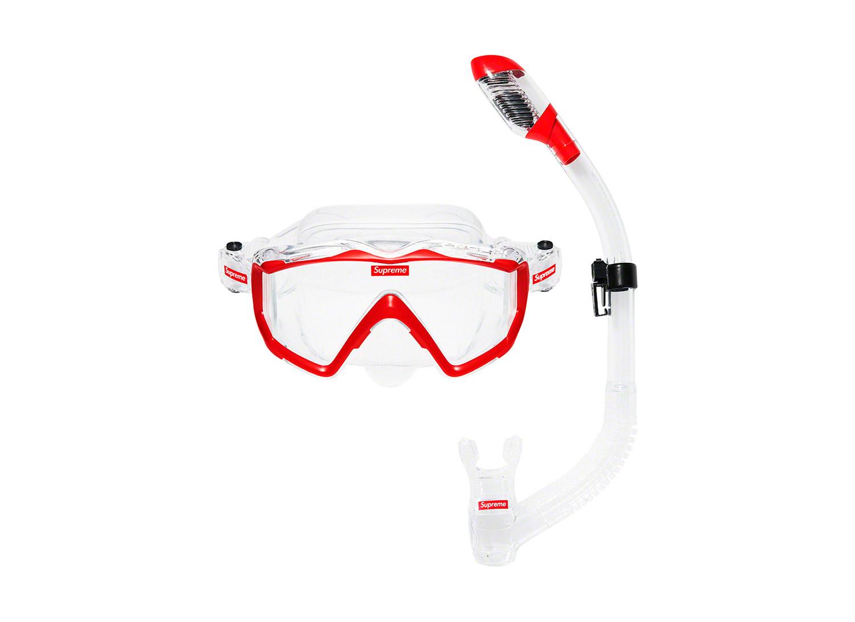 Supreme®/Cressi Snorkel Set