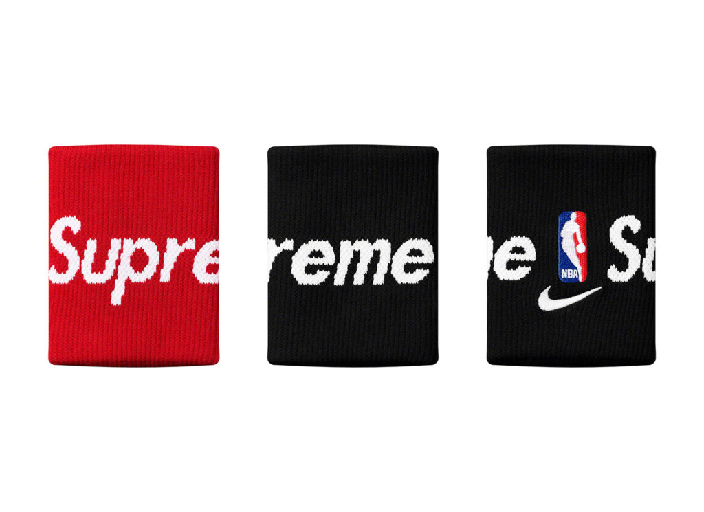 Supreme®/Nike®/NBA Wristband
