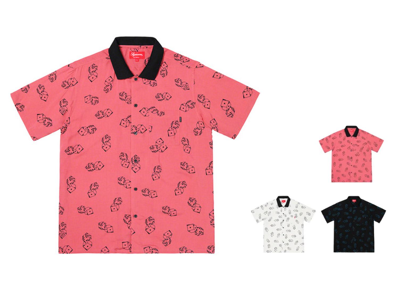 Dice Rayon Shirt